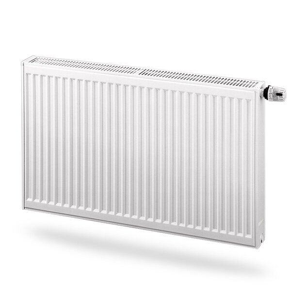 Радиатор Purmo Ventil Compact CV TYPE 22 H600 L=400 / нижнее подключение