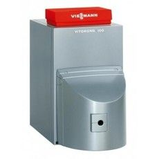 Газовый котел Viessmann Vitorond 100 27 кВт с Vitotronic 100 (с жидкотопливной горелкой)