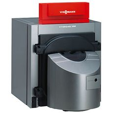 Газовый котел Viessmann Vitorond 200 230 кВт с Vitotronic 100 (с жидкотопливной горелкой, блок)