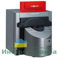Газовый котел Viessmann Vitorond 200 195 кВт с Vitotronic 300 (с жидкотопливной горелкой, отдельный сегмент)