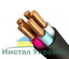 Кабель Україна Кабель АВВГнг 5*4 (ож) -0,66