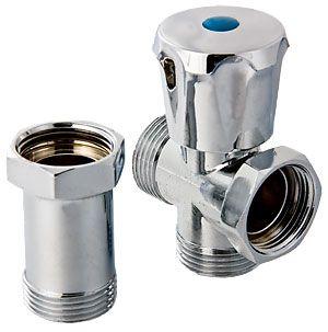 VT.230 Вентиль VALTEC для подключения с/т приборов 3/4`х3/4`х3/4` цены