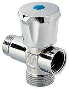 купить VT.255 Вентиль-тройник VALTEC для подключения с/т приборов 1/2`х3/4`х1/2`