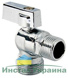 VT.392 Вентиль шаровый VALTEC для подключения с/т приборов 1/2`х3/4`