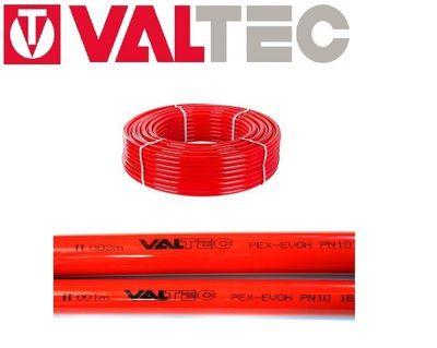 Труба полимерная Valtec PEX, c антидиффузионным слоем EVOH, 16(2,0) бухта 200м цена