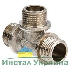 VT.131 Тройник 1/2 R ЗЗЗ НИКЕЛЬ Valtec