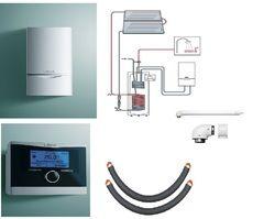 Пакет Vaillant ecoTEC plus VU OE 656/4+auroSTEP plus 2.250 HF+VRC470 (0020201542)