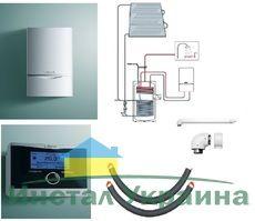 Пакет Vaillant ecoTEC plus VU OE 656/4+auroSTEP plus 3.350 HT+VRC470 (0020201546)
