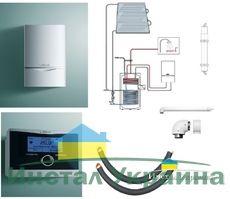 Пакет Vaillant ecoTEC plus VU OE 656/4+auroSTEP plus 3.350 HT+VRS620+Патрон для смягчения воды подпитки (0020201591)
