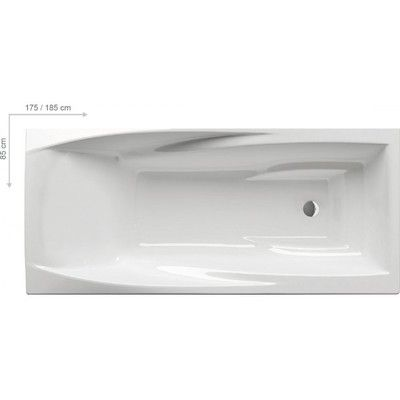 Акриловая ванна Ravak You 185x85 WarmFlow цена