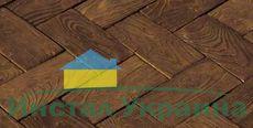 Тротуарная плитка Террасная доска Терраса (малая) гранж 200х100