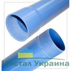 Valrom Труба ПВХ для скважин R10 TP101014005 Ф140x6,7 L=5m