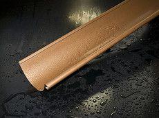 HyPro Желоб 2м/п ф 150 Матовая поверхность 8004 Терракотовый