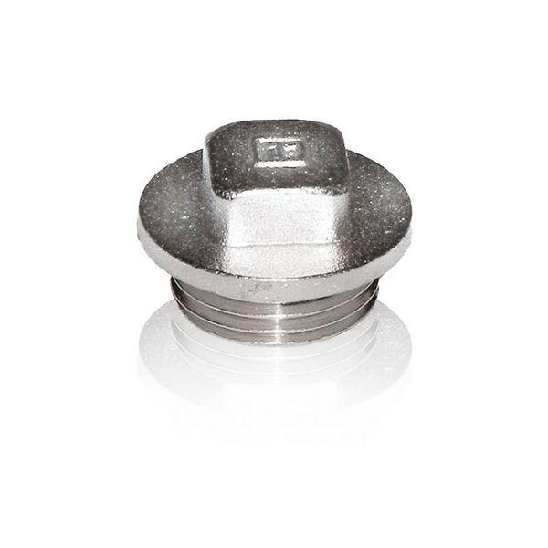 Заглушка 751 НР 1/4 R(хром) Sanha