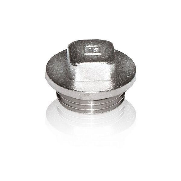 Заглушка 751 НР 1/2 R(хром) Sanha