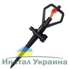 """Поливочный Соединитель вращающийся """"бабочка"""", на кілку"""